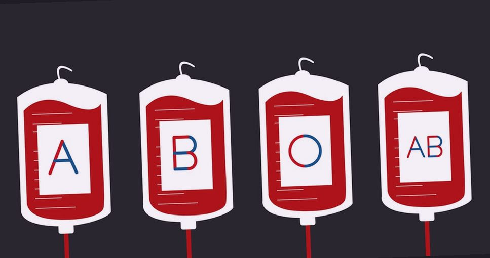 how to check blood group online